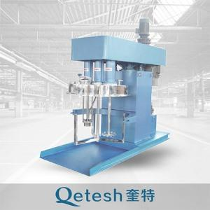 Three-axis multifunctional mixer